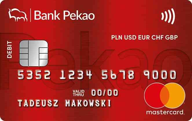 Bank Pekao: история и современность