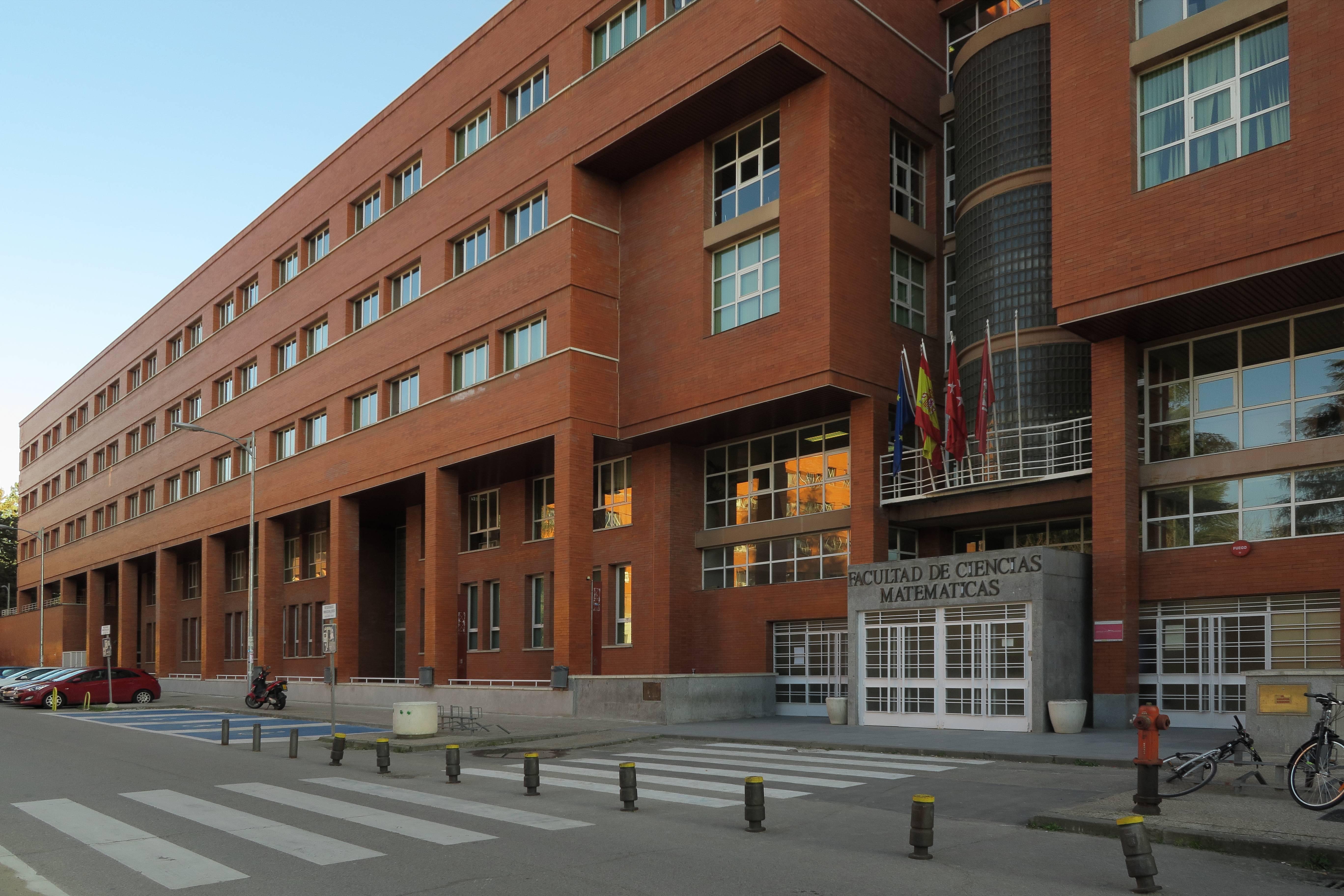Мадридский университет комплутенсе — википедия. что такое мадридский университет комплутенсе