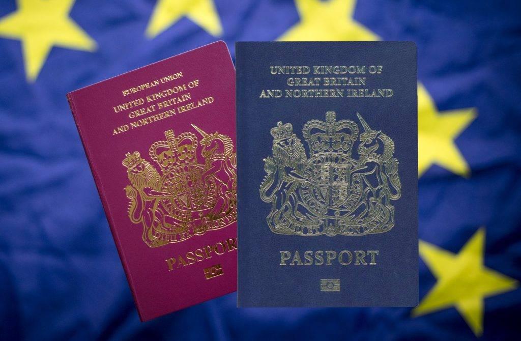 Внж и гражданство великобритании