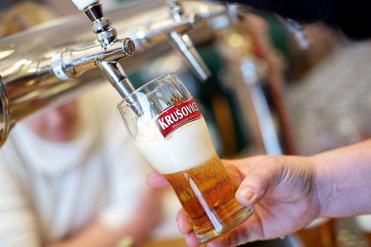 Пиво в праге - лучшие пивные и пивоварни