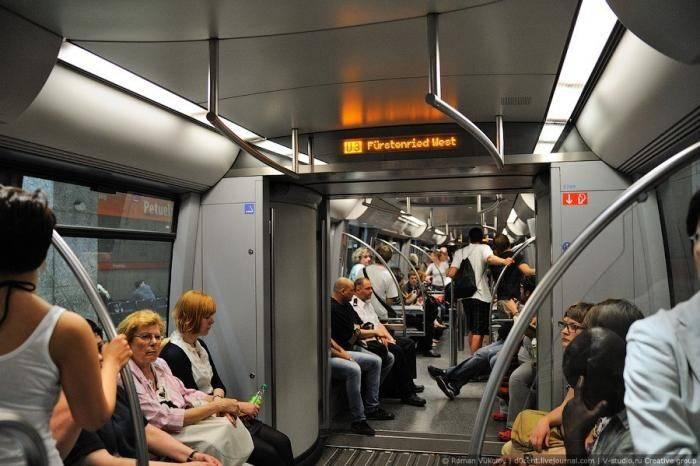 Какой купить билет - транспорт германии мюнхен карта и схема метро