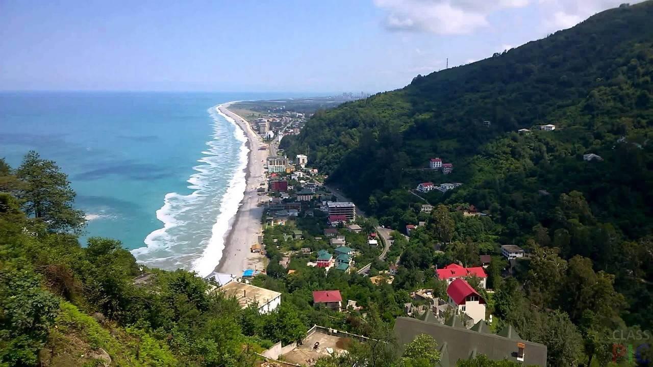 Обзор лучших курортов грузии на море. где лучше отдыхать на побережье страны?
