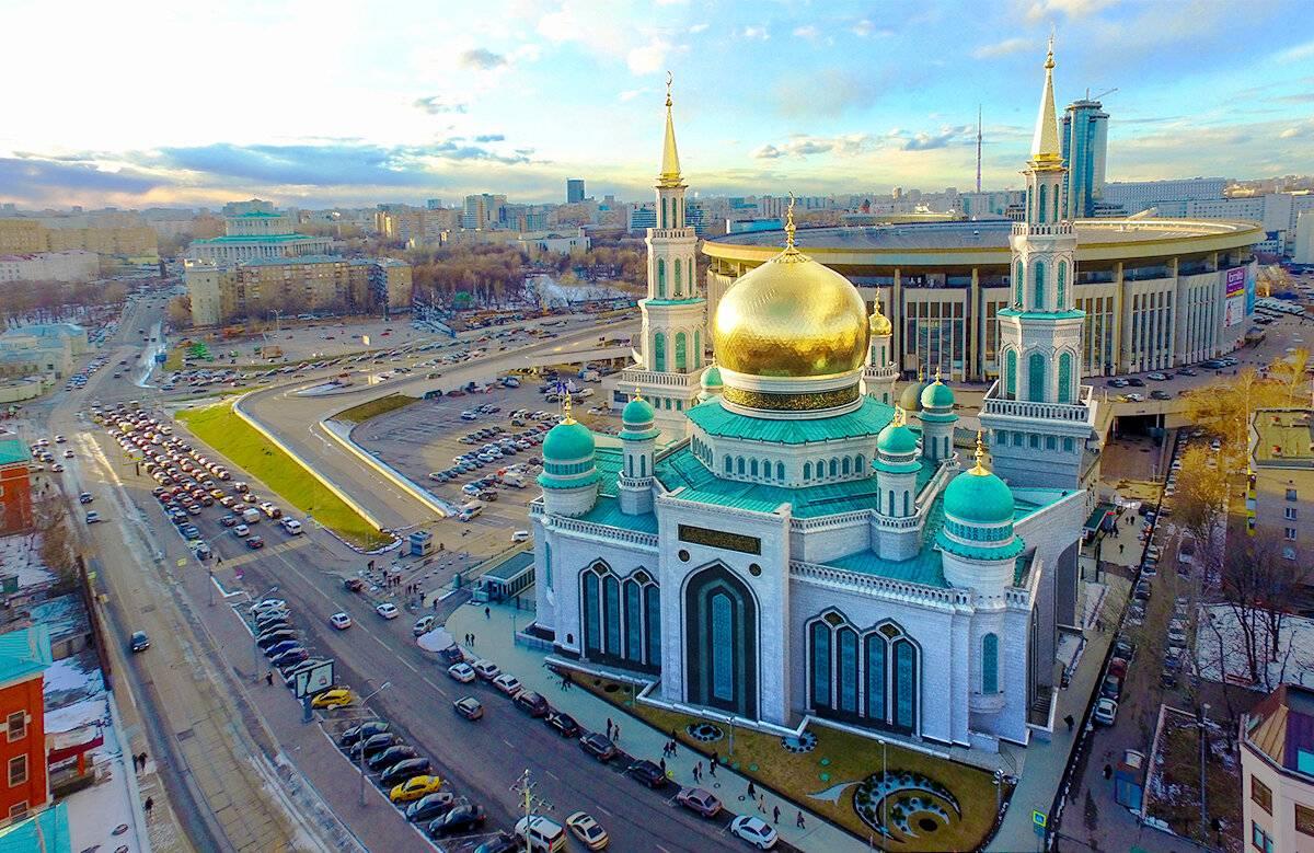Храмы, соборы и мечети любека