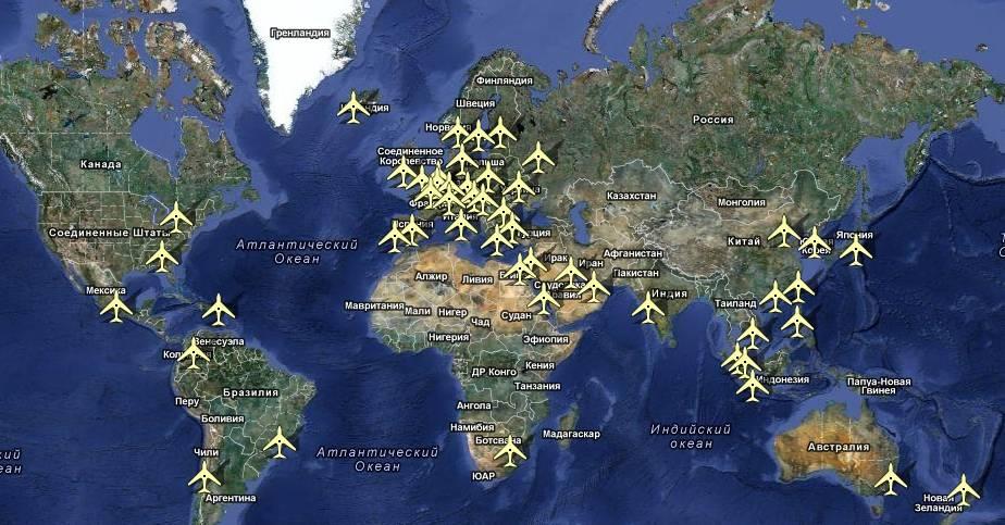 ✈ названы самые оживленные аэропорты европы
