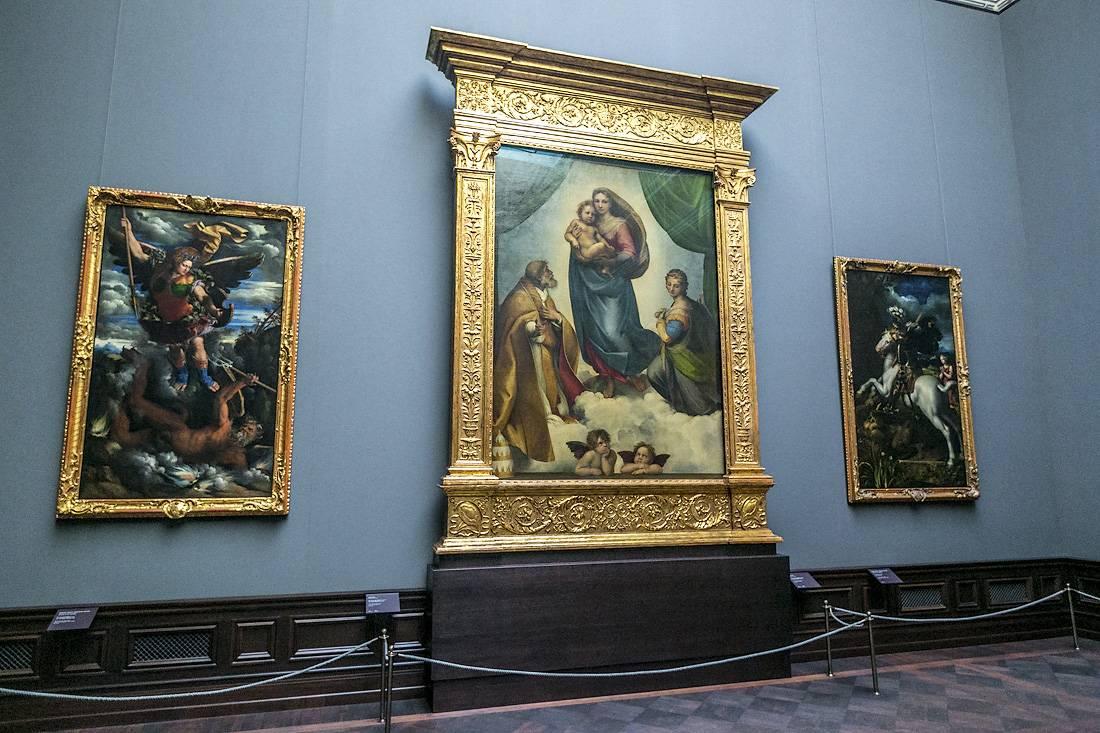 Дрезденская картинная галерея – время погрузиться в искусство