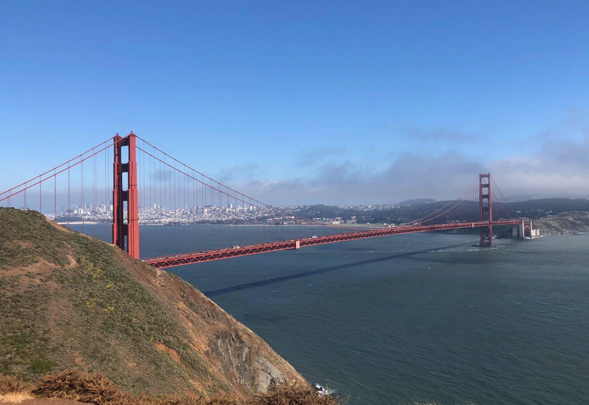 Мост золотые ворота   10 интересных фактов