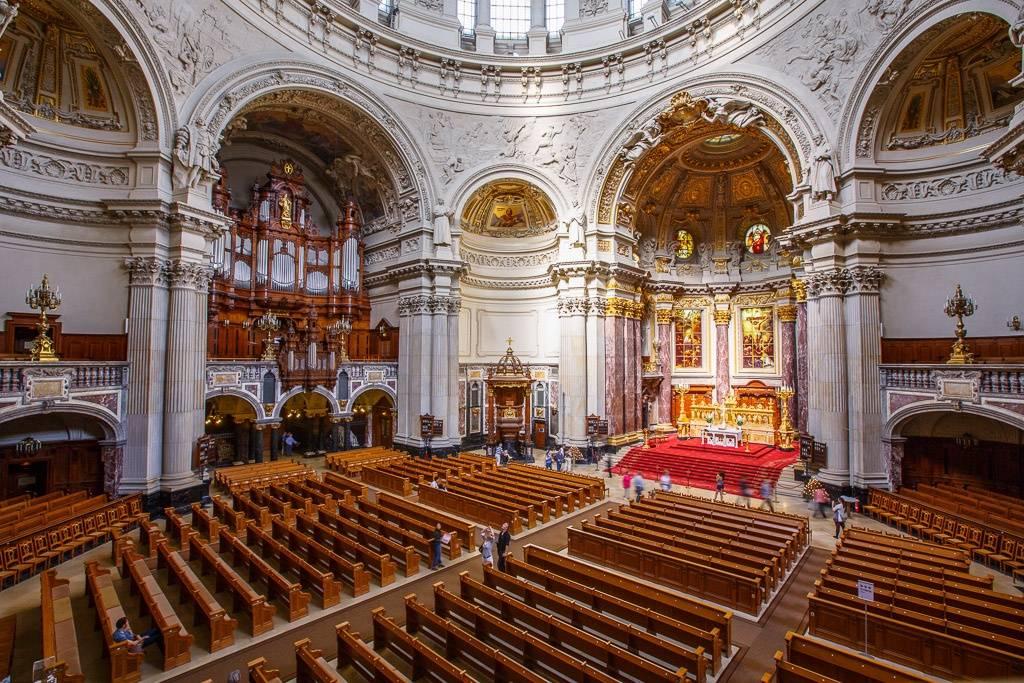 Берлинский кафедральный собор – туристическая справка
