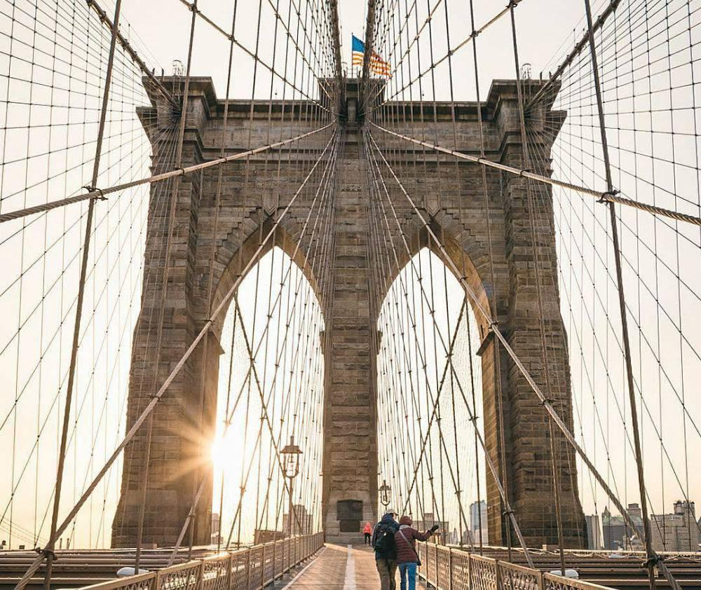 Мосты нью-йорка | нью-йорк