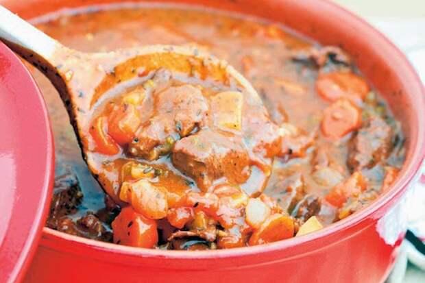 """Немецкий суп """"айнтопф"""" - вкусно и просто - супы"""