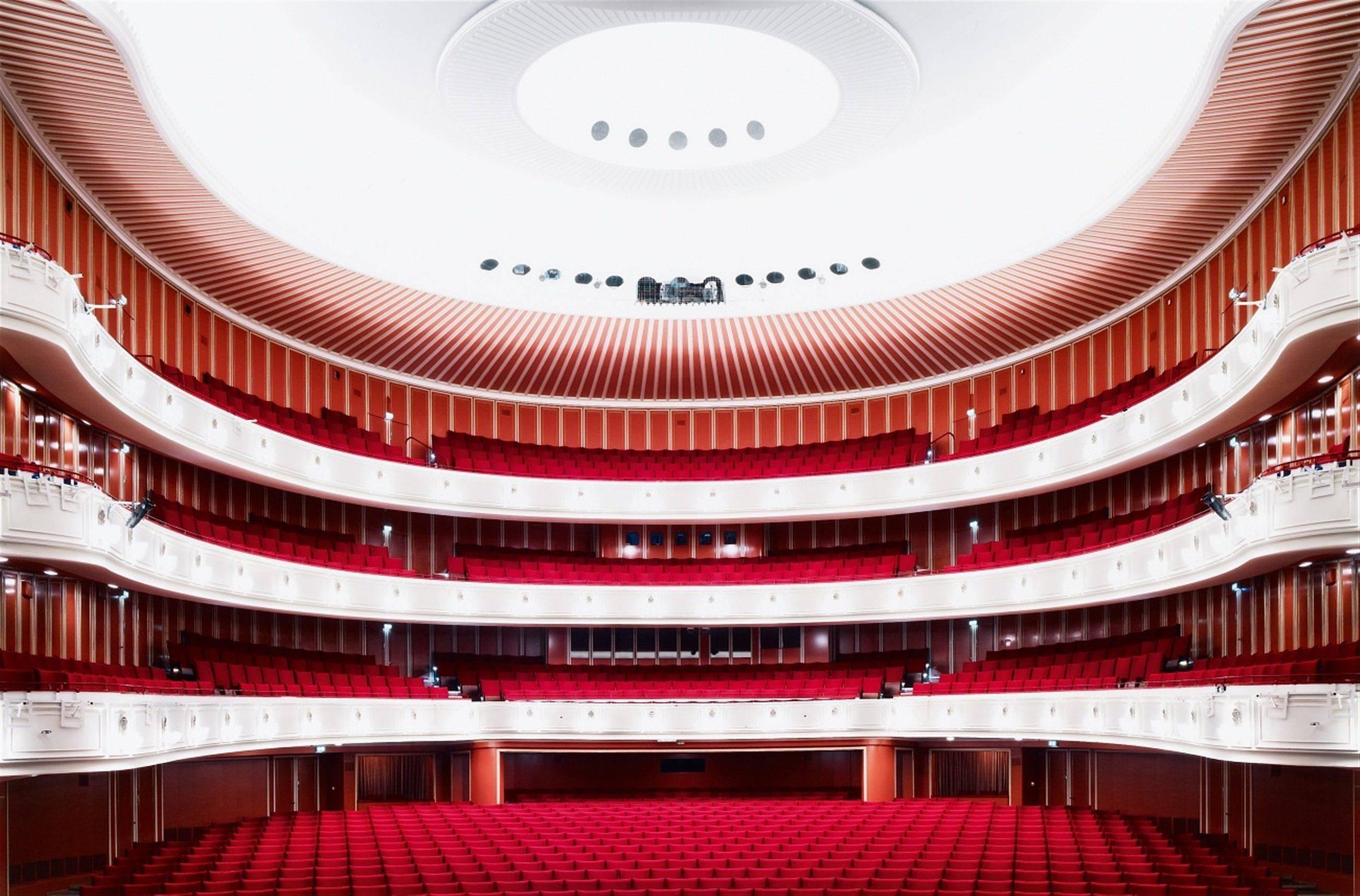 Опера и драма в дюссельдорфе: классика и модерн