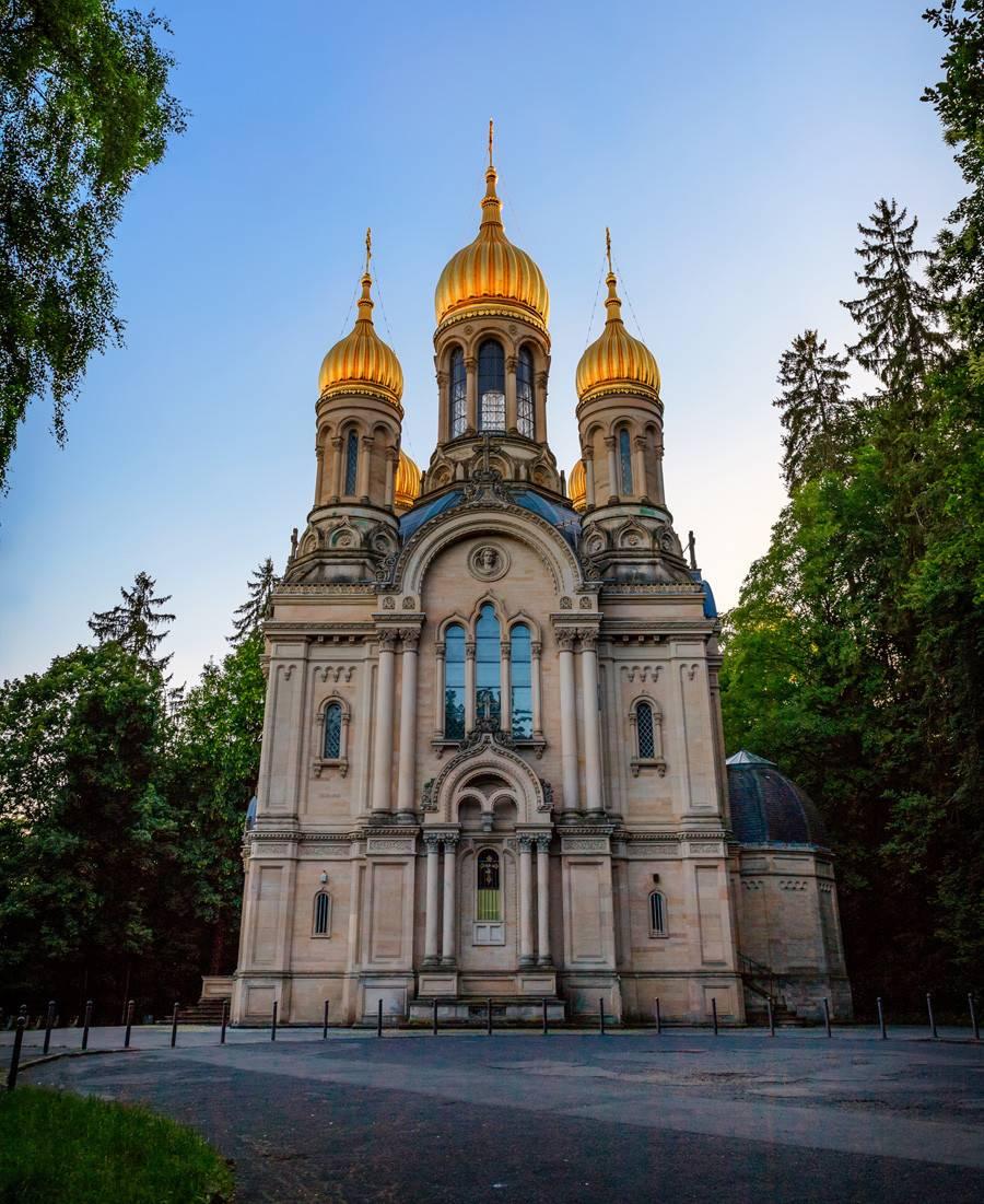 Церковь святой елизаветы (висбаден) википедия