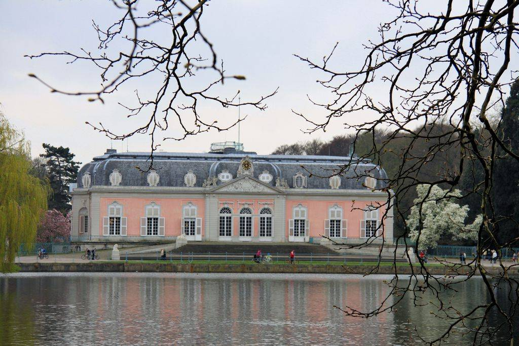 Дворец бенрат — википедия