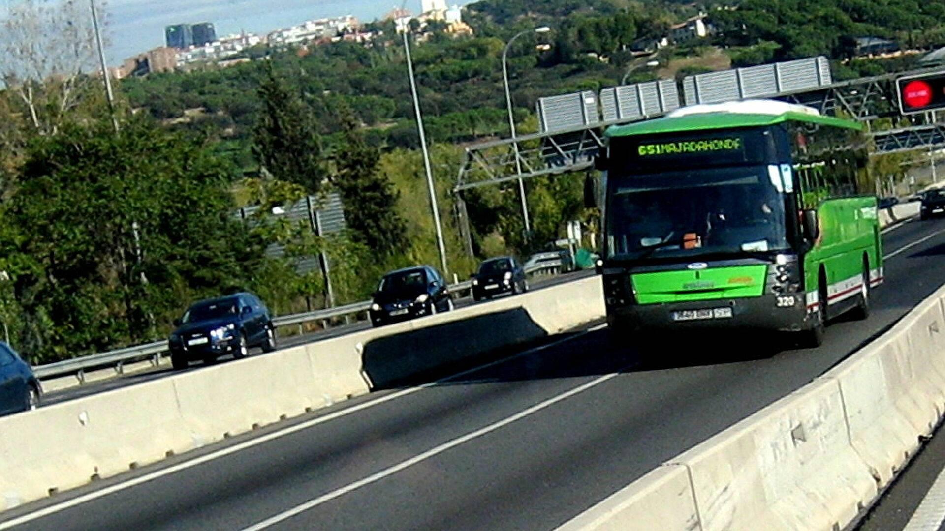 Туристический автобус hop on hop off в мадриде