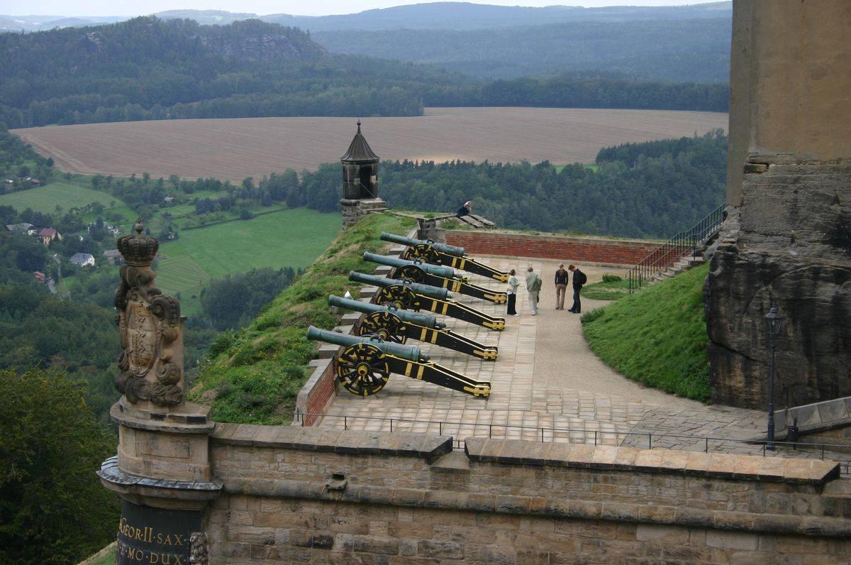 Саксонская швейцария и крепость кёнигштайн – заповедник, окутанный легендами. саксонская швейцария