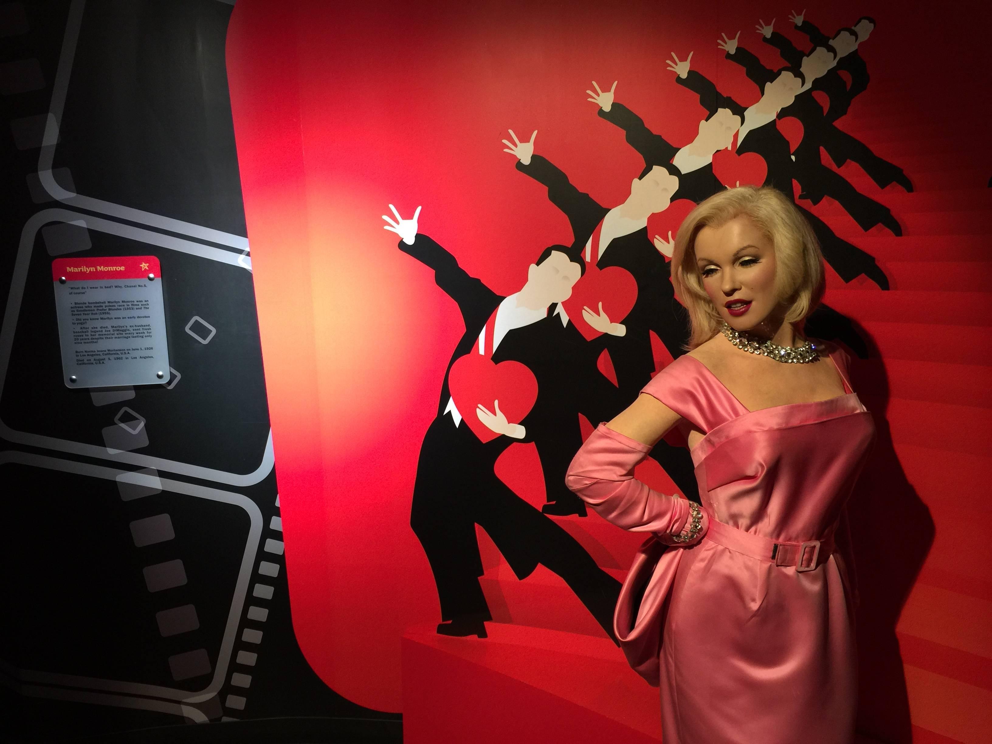 Музей восковых фигур мадам тюссо в амстердаме: время работы, стоимость билетов, экспозиция