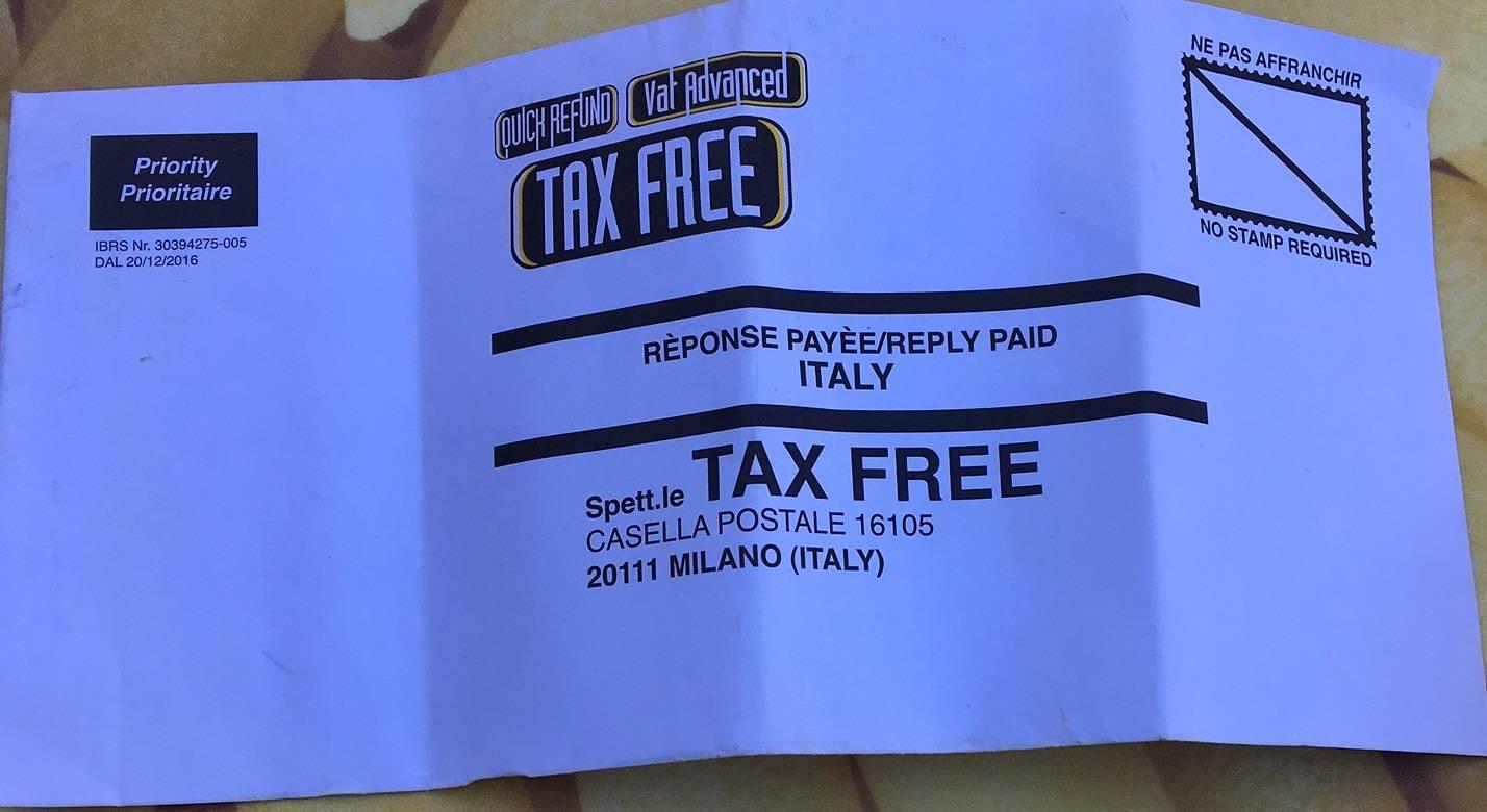 Способы возврата налога tax free: что, где и как?