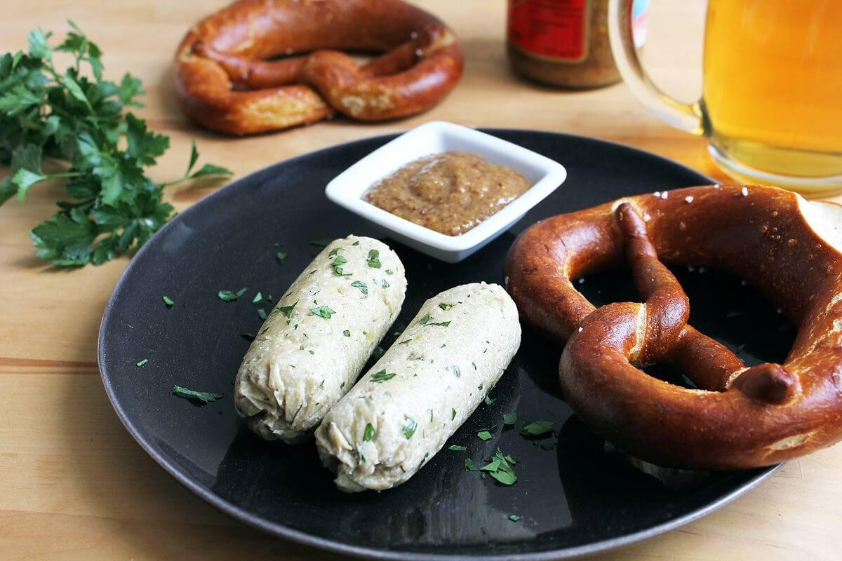 Немецкие колбасы и другие мясные деликатесы