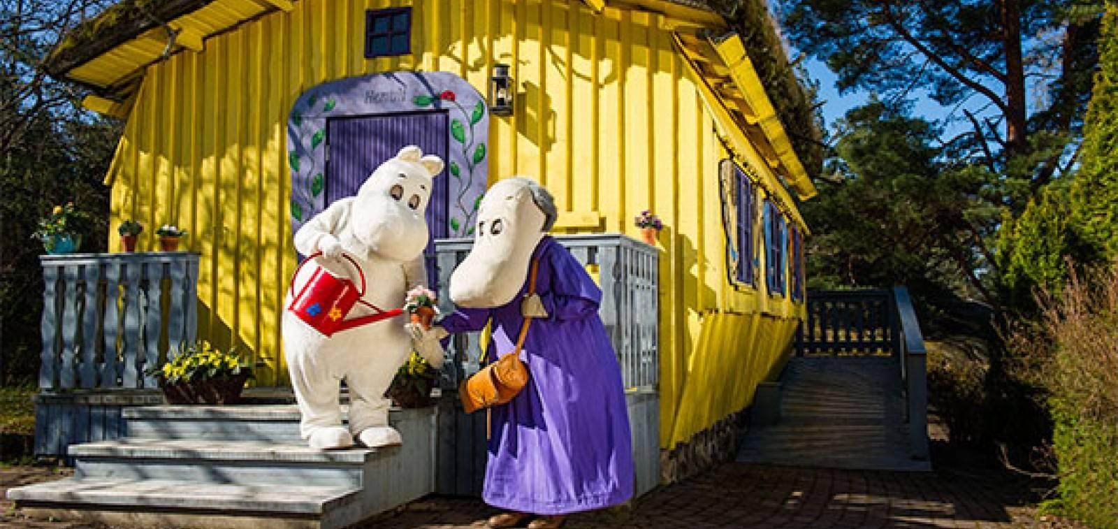 Парк муми-троллей в финляндии: график работы, как добраться, отзывы