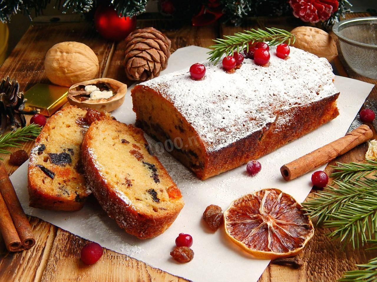 Рецепт рождественского штоллена – homebaked