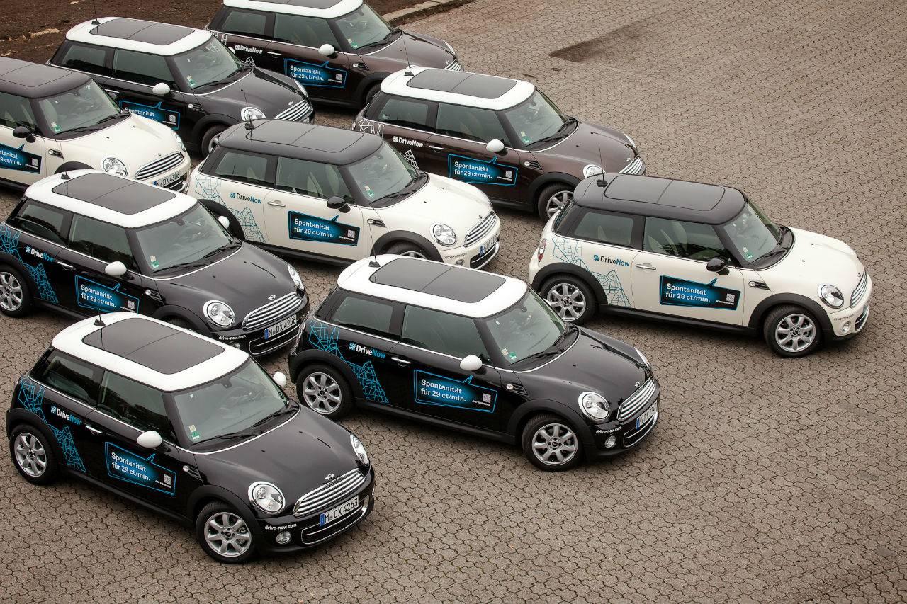 Что такое каршеринг в германии: drivenow, car2go