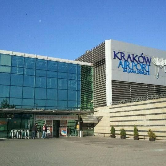 Краков-балице (аэропорт) википедия