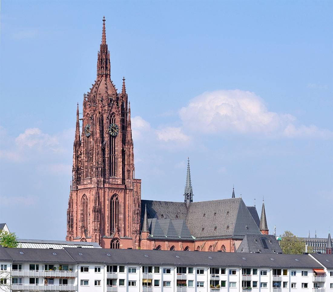 Достопримечательности франкфурта-на-майне: что посетить