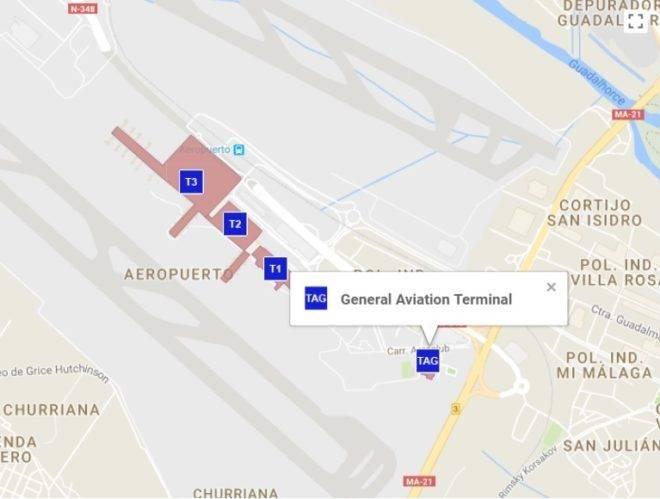 Аэропорт малаги — как добраться на курорты коста-дель-соль
