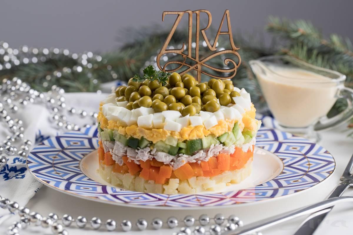 Украшение салатов и нарезки в домашних условиях фото-идеи с описанием фоторецепт.ru