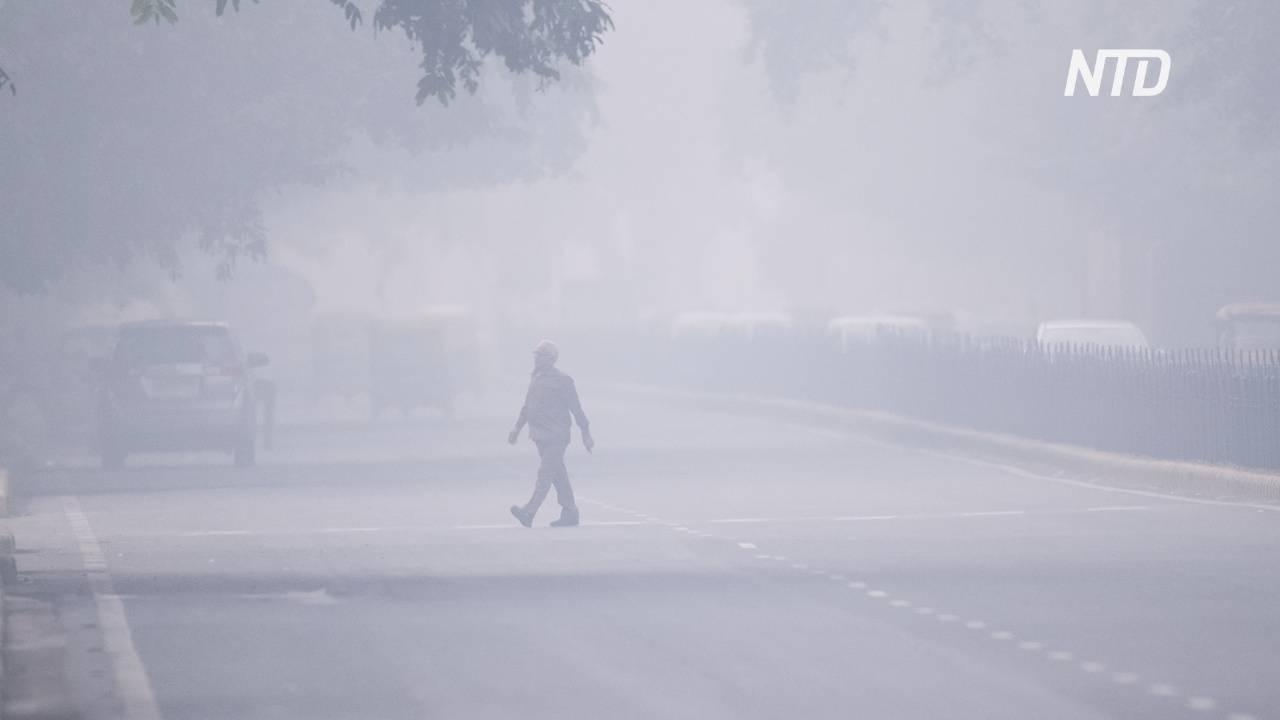 От каких экологических проблем страдает китай?