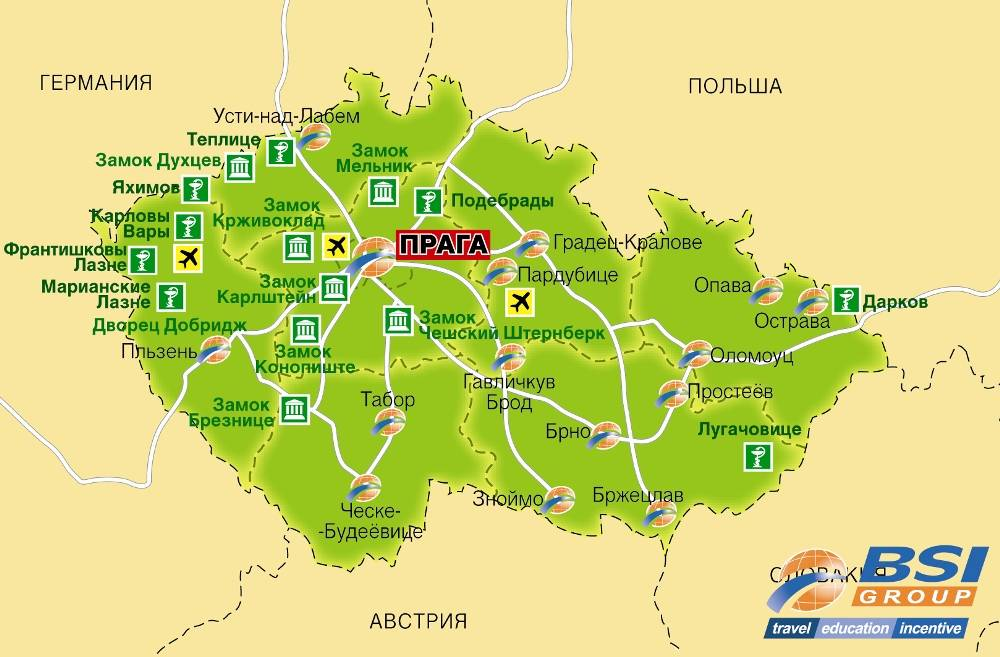 Топ 7 городов чехии для поездки из праги: фото, достопримечательности, как добраться
