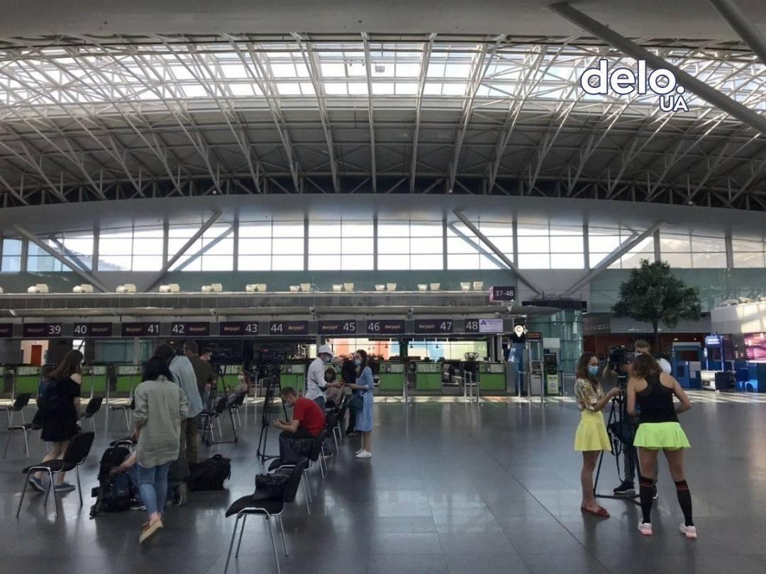 Международный аэропорт швехат вена