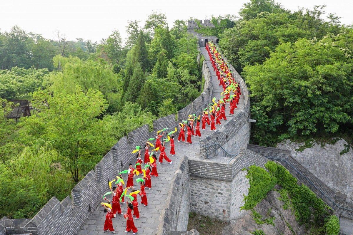 Великая китайская стена (great wall of china)