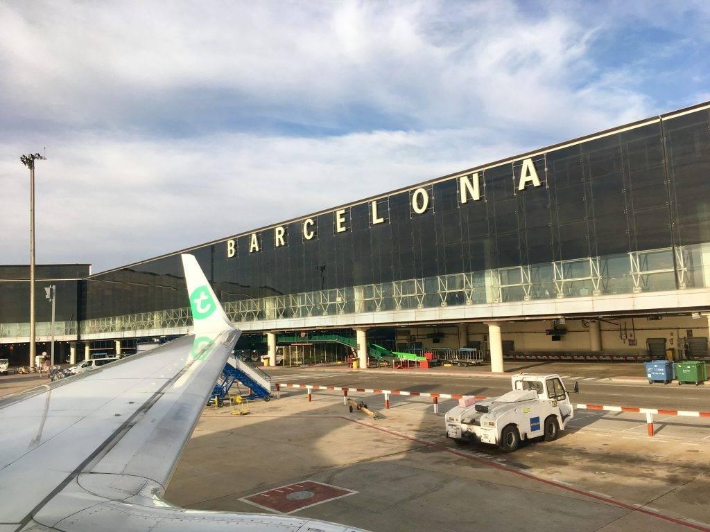 Испанский аэропорт реус