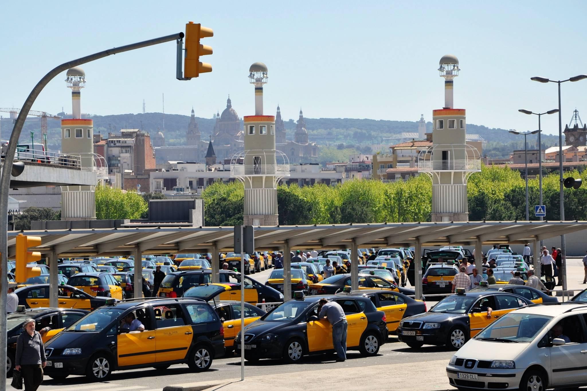 Транспорт в испании - всё для туриста