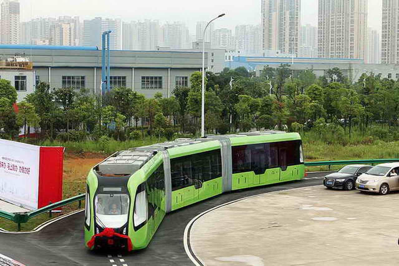 Виды общественного транспорта в китае в 2021 году