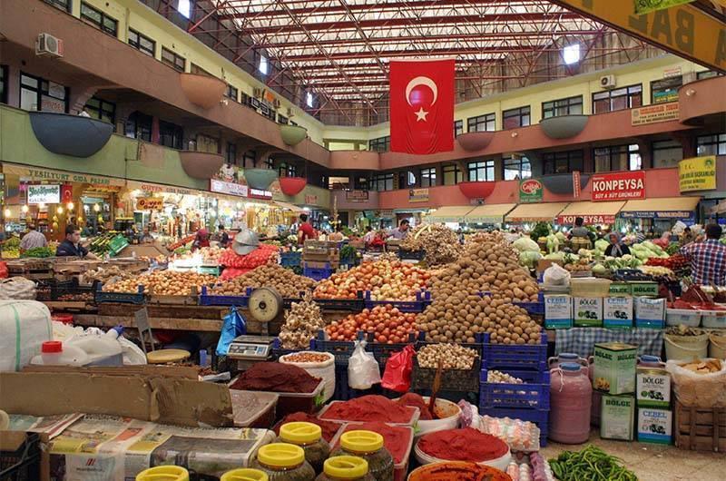 Турецкие магазины: товары, продукты и цены на них (фото, описание)