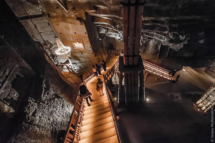 Соляные копи велички: тайны неизведанного подземного мира – полонистика (polonistyka)