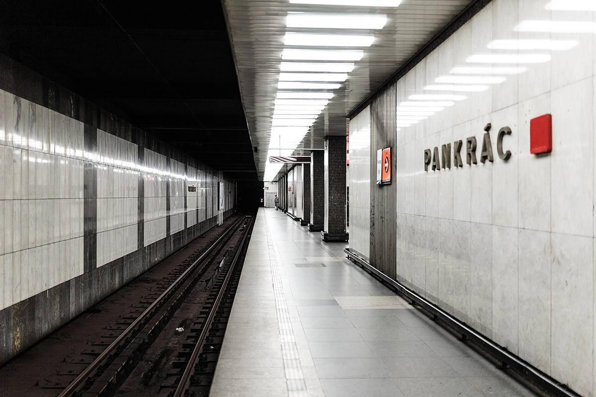 Как пользоваться метро в чехии