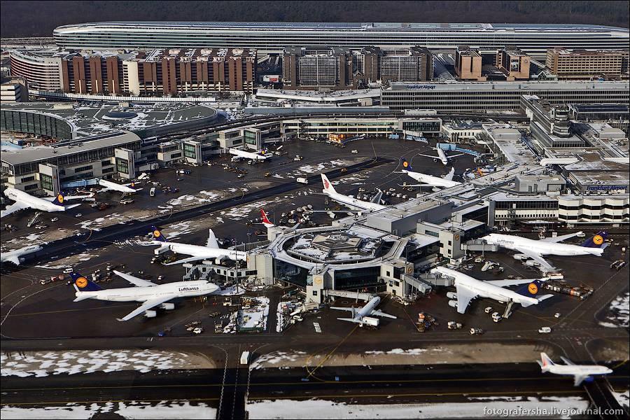 Аэропорт франкфурт-на-майне — сайт на русском