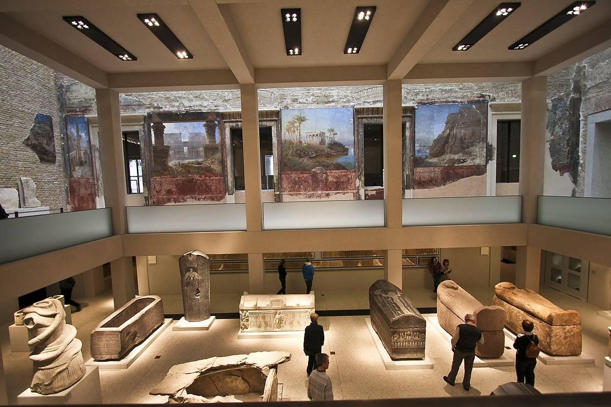 Берлинская картинная галерея, берлин. отели рядом, фото, видео, как добраться, произведения, официальный сайт, часы работы — туристер.ру