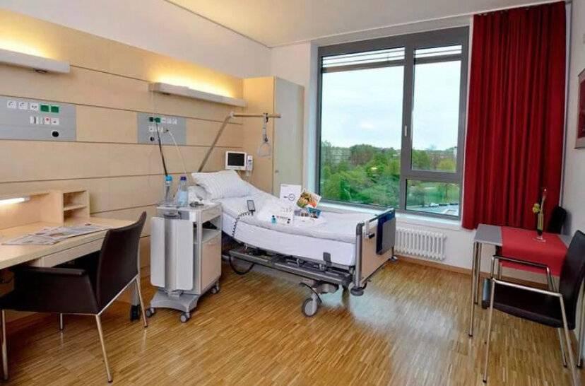 Берлин клиника шарите официальный сайт | советы доктора