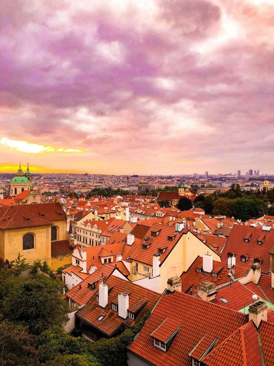 Лучшие города для жизни в чехии