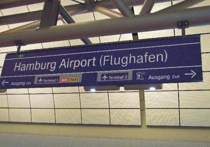 Камеры хранения, залы ожидания, парковка   инфраструктура аэропорта фульстюттель гамбург