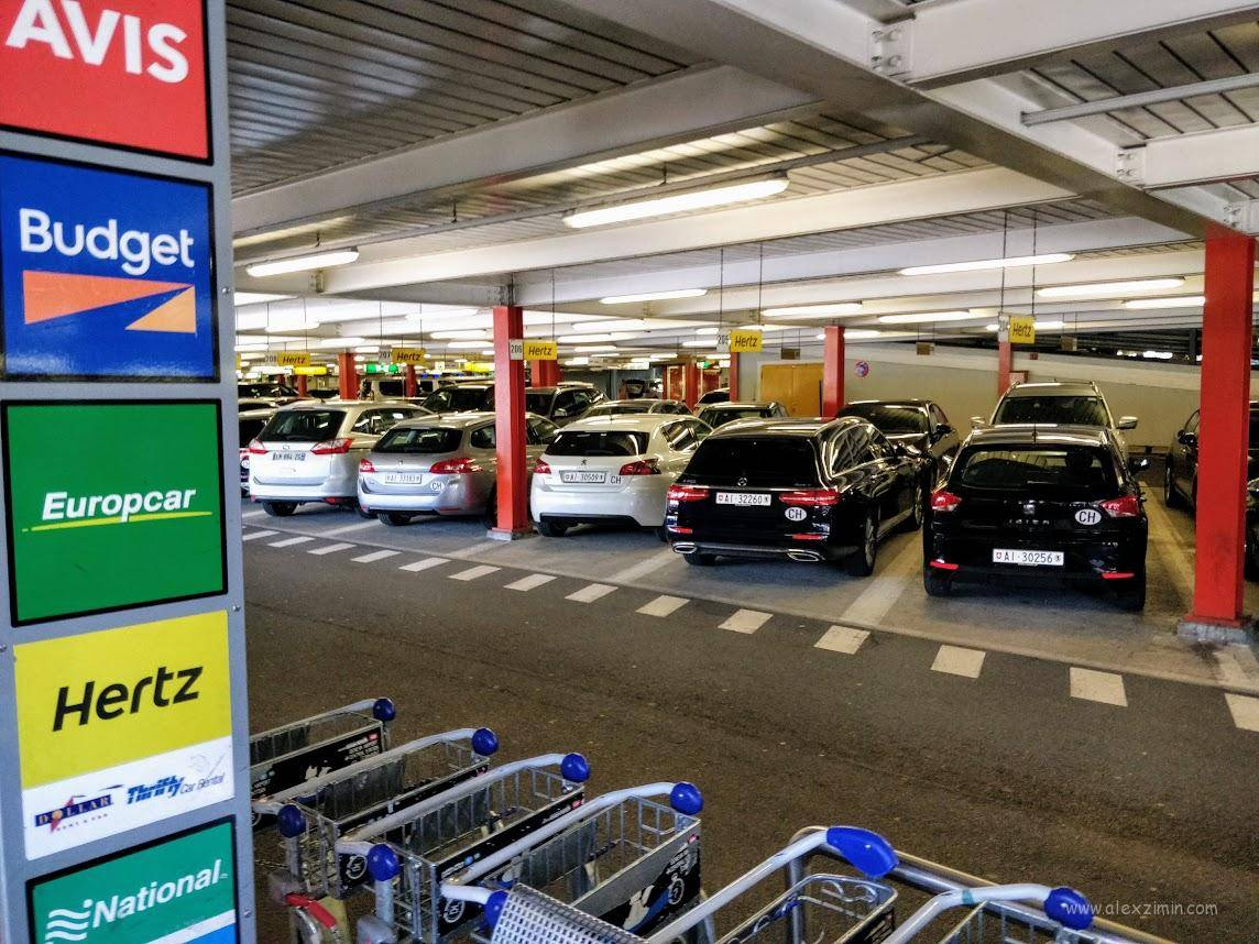 Аренда авто в madrid от $10/день   прокат машин  