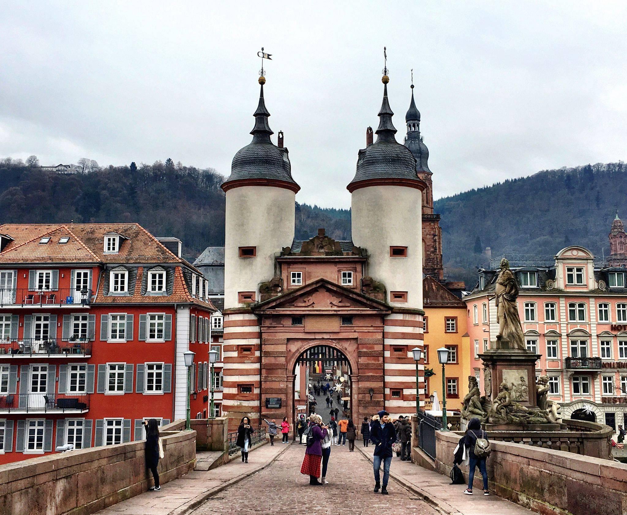 Гейдельберг, германия: лучшие достопримечательности, чем заняться, рестораны, отзывы и советы туристов