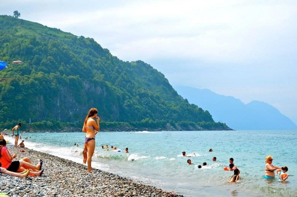 Курорты грузии на море - отдых в грузии, туры в грузию