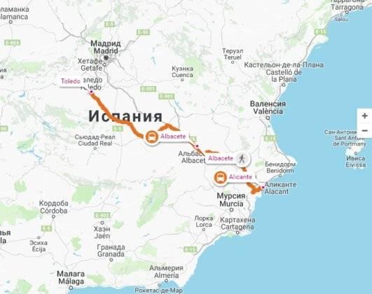Как добраться из барселоны в салоу: автобус, электричка, поезд, такси, машина. расстояние, цены на билеты и расписание 2021 на туристер.ру