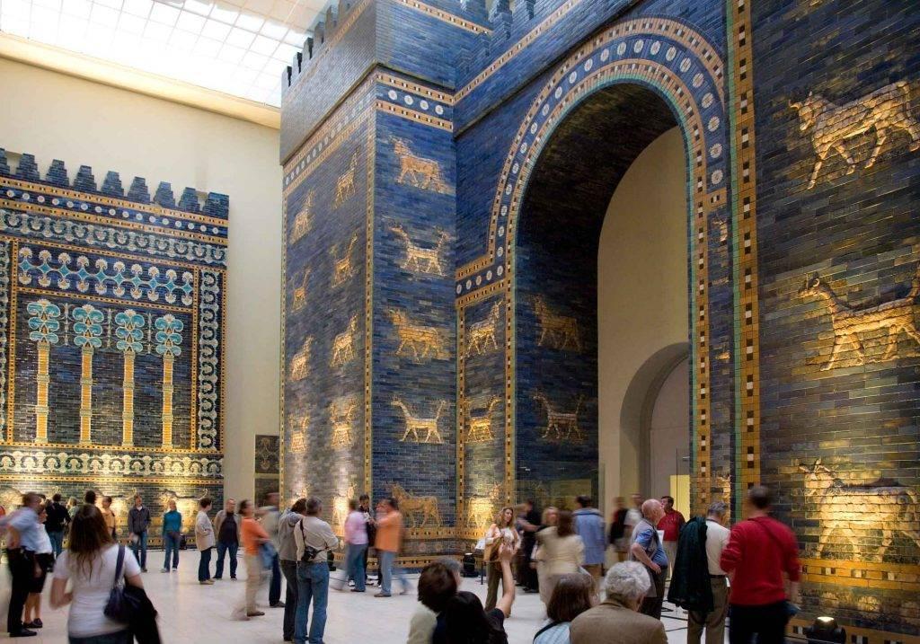 Пергамский музей в берлине — как добраться, фото, экспонаты, время работы, стоимость билета, отзывы