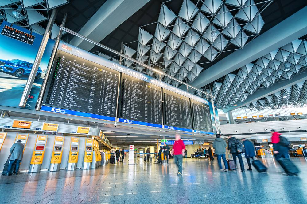 Воздушные ворота германии: обзор аэропорта франкфурт-на-майне