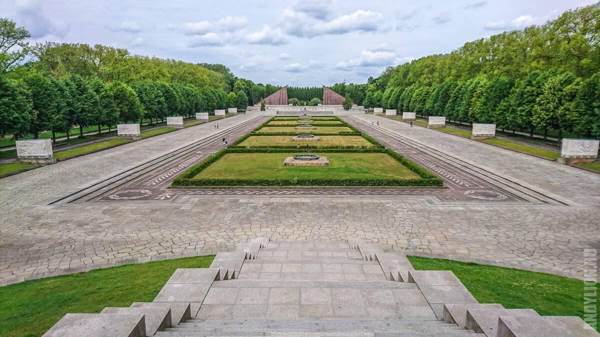 Путешествие в берлин: берлинская стена,трептов-парк, река шпрее. | ароматы и цветы для здоровья-красоты